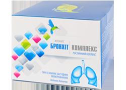 ДД «Фітокапс Бронхіт-комплекс»  (рослинний комплекс)