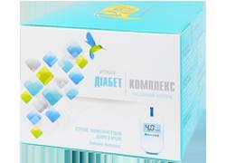 ДД «Фітокапс Діабет-Комплекс»  (рослинний комплекс)
