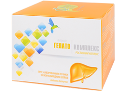 ДД «Фітокапс Гепато-Комплекс» (рослинний комплекс)