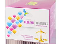 ДД «Фітокапс Седатив-Комплекс»  (рослинний комплекс)